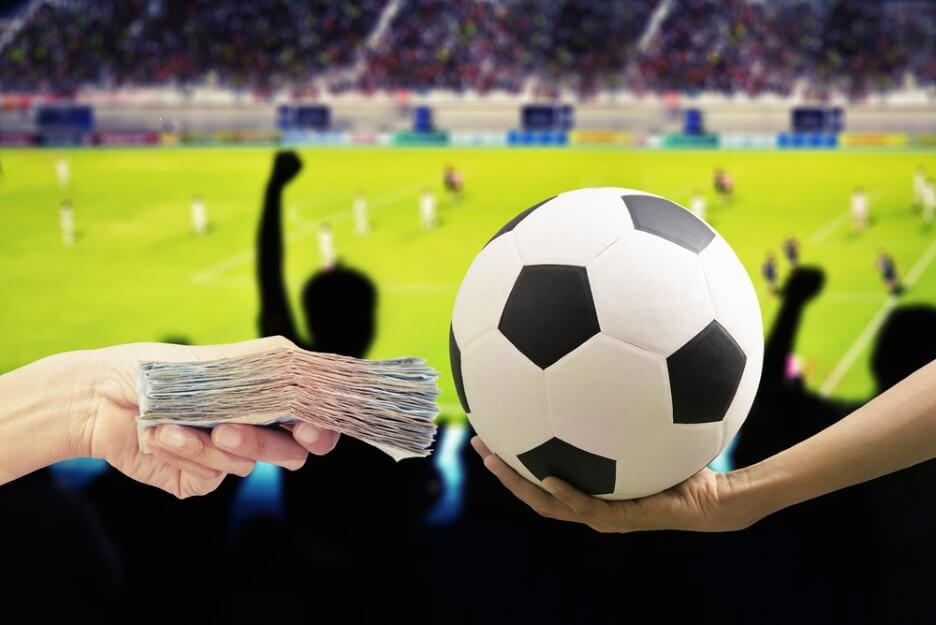 make money betting football